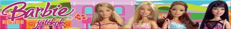 Barbie játékok