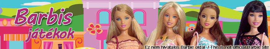 Barbie games header