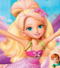 Barbie Thumbelina MixUp